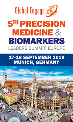 Banner for Precision Medicine & Biomarkers Leaders Summit