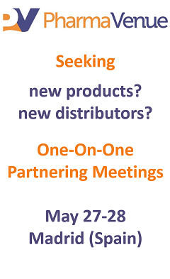 Banner for PharmaVenue - Networking and Partnering Events
